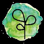 Naturheilpraxis Lorbach Logo Klecks